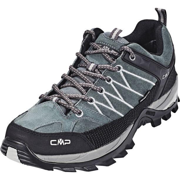 CMP Campagnolo Rigel WP Low-Cut Trekkingschuhe Herren grey-mineral-grey
