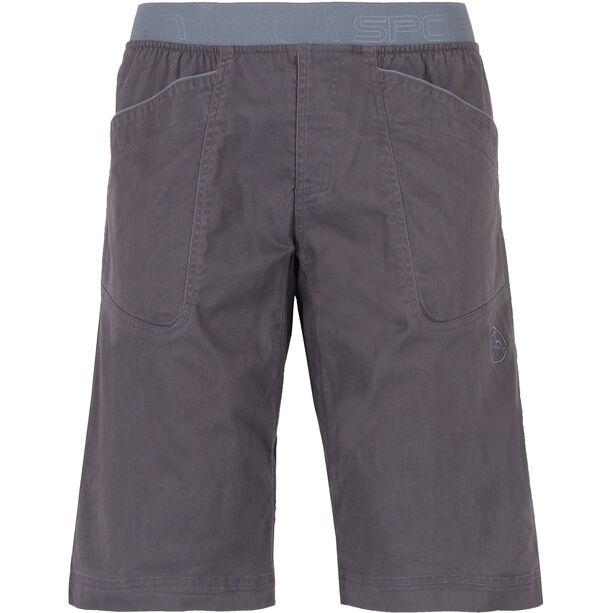 La Sportiva Flatanger Shorts Herren carbon/slate