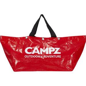 CAMPZ Abenteuer Tasche rot rot