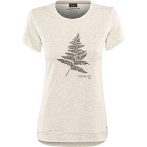 Schöffel Swakopmund T-Shirt Damen white alyssum white alyssum