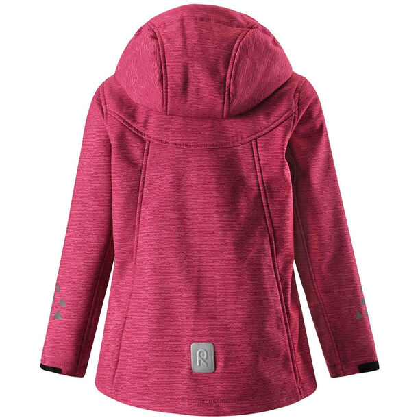 Reima Mingan Softshell Jacket Mädchen Rose