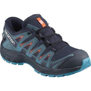 Salomon XA Pro 3D CSWP Shoes Kinder navy blazer/mallard blue/hawaiian navy blazer/mallard blue/hawaiian