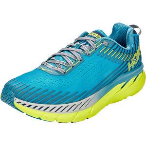 Hoka One One Clifton 5 Running Shoes Herren carribean sea/storm blue carribean sea/storm blue