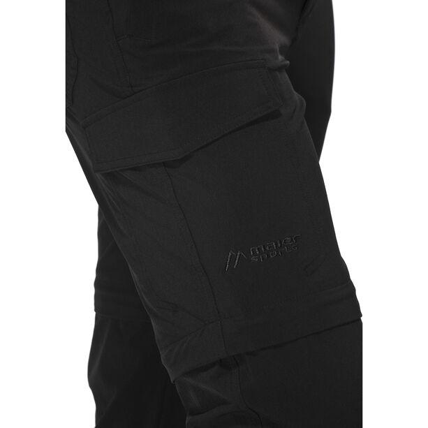Maier Sports Torid Slim Zip-Off Pants Herren black