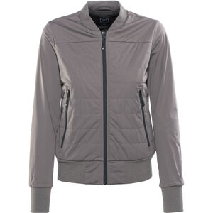 super.natural Waterfront Bomber Damen grey brown grey brown