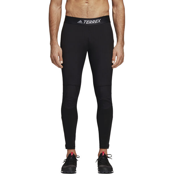 adidas TERREX Agravic Running Tights Herren black