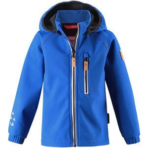 Reima Vantti Softshell Jacke Kinder blue blue
