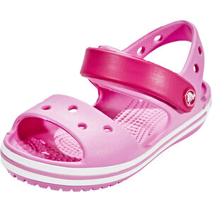 Crocs Crocband Sandals Kinder candy pink/party pink candy pink/party pink