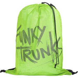 Funky Trunks Mesh Gear Bag still brasil still brasil