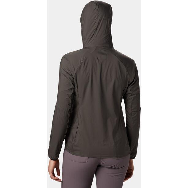 Mountain Hardwear Kor Preshell Hoodie Jacket Damen void