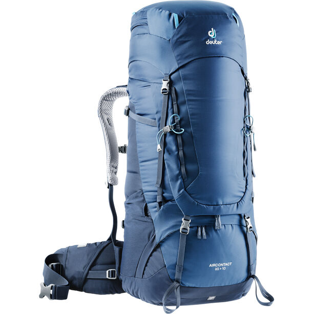 Deuter Aircontact 65 + 10 Rucksack midnight-navy