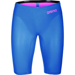 arena Powerskin R-Evo One Jammer Herren blue/powder pink blue/powder pink