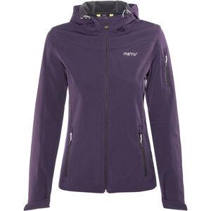 Meru Lahti Softshell Jacket Damen purple purple