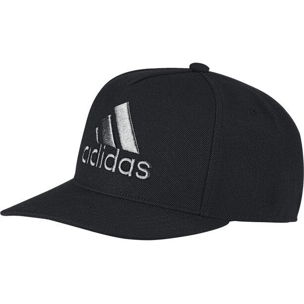 adidas H90 Logo Cap Herren black/black/grey four