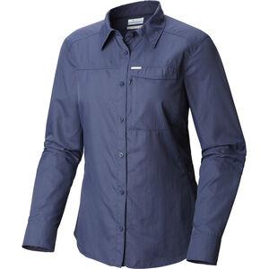 Columbia Silver Ridge 2.0 Longsleeve Shirt Damen nocturnal nocturnal