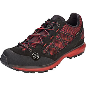 Hanwag Belorado II Tubetec GTX Shoes Herren black/red black/red
