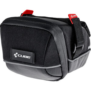 Cube Pro Satteltasche M black black