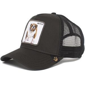 Goorin Bros. Butch Trucker Cap black black