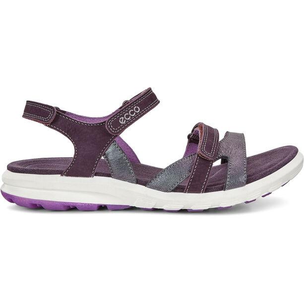 ECCO Cruise II Sandals Damen iridescent/mauve/orchid