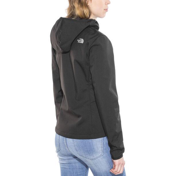 The North Face Tanken Highloft Softshell Jacket Damen tnf black