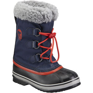 Sorel Yoot Pac Nylon Boots Kinder collegiate navy/sail red collegiate navy/sail red