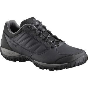 Columbia Ruckel Ridge Shoes Herren black/city grey black/city grey