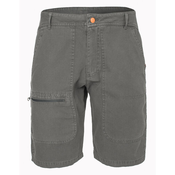 Varg Båstad Canvas Shorts Damen grey