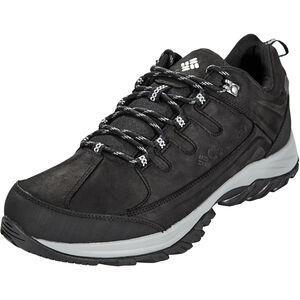 Columbia Terrebonne II Outdry Shoes Herren black/steam black/steam