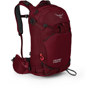 Osprey Kresta 30 Backpack Damen rosewood red rosewood red
