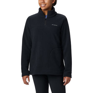 Columbia Canyon Point Sherpa Pullover Damen black black