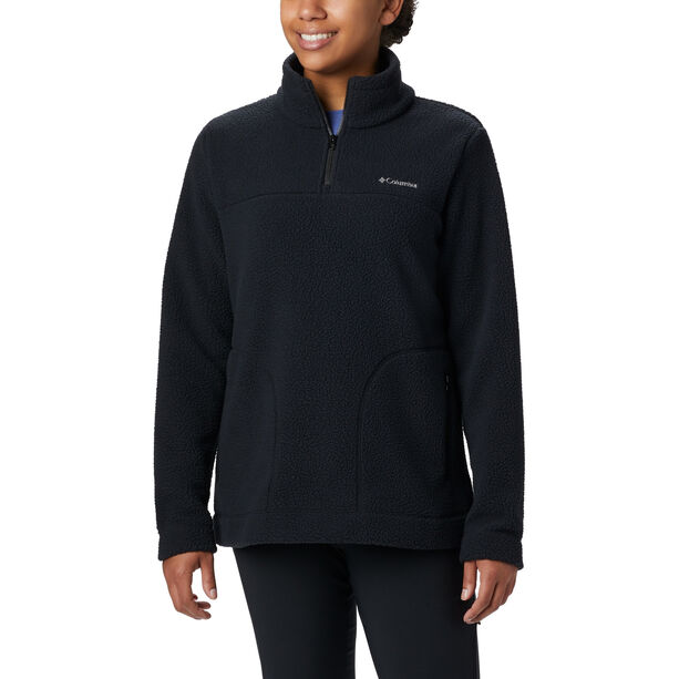 Columbia Canyon Point Sherpa Pullover Damen black