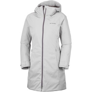 Columbia Autumn Rise Mid Jacket Damen flint grey flint grey