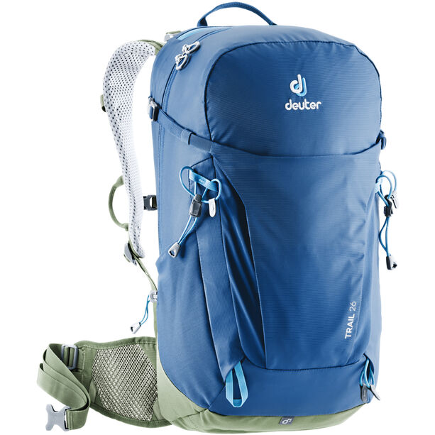 Deuter Trail 26 Backpack steel-khaki