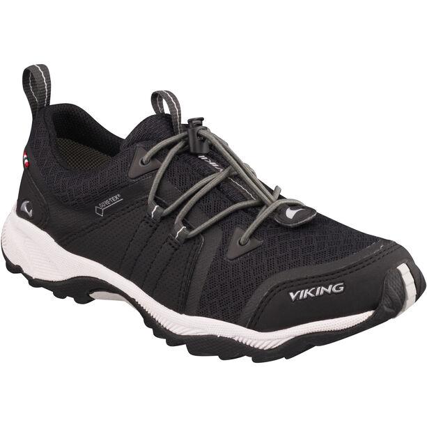 Viking Footwear Exterminator Shoes Kinder black/grey