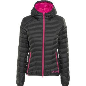 Ocun Tsunami Jacket Damen brown/pink brown/pink