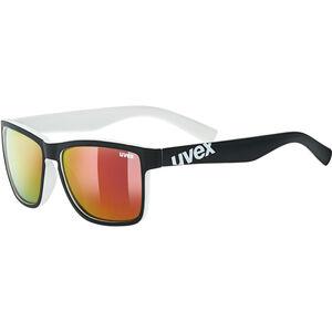 UVEX LGL 39 Brille black matt white/mirror red black matt white/mirror red