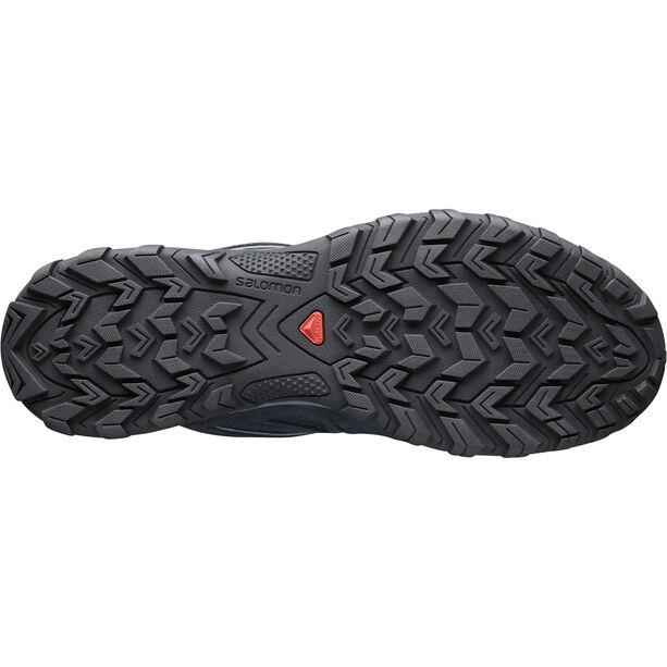 Salomon Evasion 2 GTX Shoes Herren graphite/night sky/quiet shade