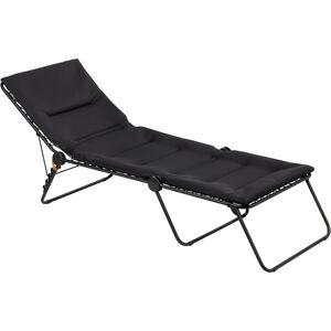 Lafuma Mobilier Siesta L Sonnenliege Air Comfort acier acier