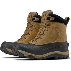 The North Face Chilkat III Boots Herren british khaki/tnf black british khaki/tnf black