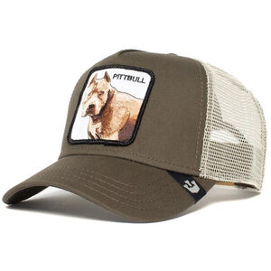 Goorin Bros. Pitbull Trucker Cap grey grey