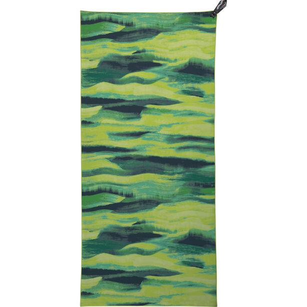 PackTowl Personal Beach Handtuch painted hills