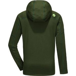 PYUA Crest-Y Hooded Zipper Herren rifle green rifle green