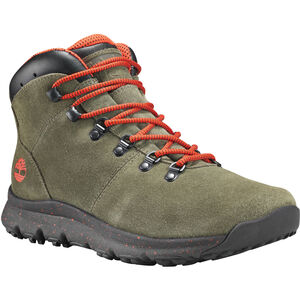 Timberland World Hiker Mid-Cut Stiefel Herren grape leaf grape leaf