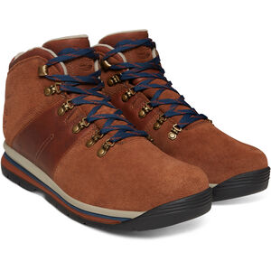 Timberland GT Rally Mid Leather WP Shoes Herren medium brown suede medium brown suede