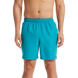 "Nike Swim Solid Lap 7"" Volley Shorts Herren spirit teal spirit teal"