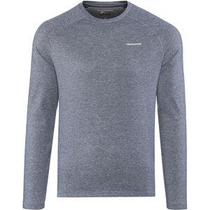 Craghoppers NosiLife Bayame II Longsleeved T-Shirt Herren soft navy marl soft navy marl