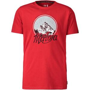 Maloja BertinM. T-Shirt Herren red poppy red poppy