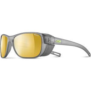 Julbo Camino Zebra Sunglasses Herren matt translucent grey/yellow matt translucent grey/yellow