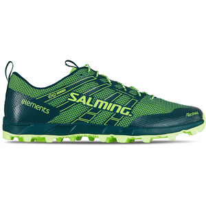Salming Elem**** 2 Shoes Herren deep teal/sharp green deep teal/sharp green