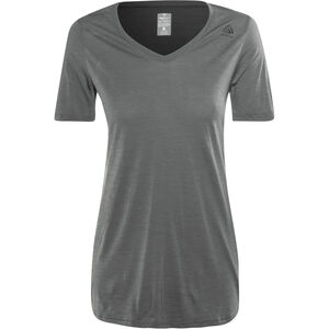 Aclima LightWool Loose Fit T-Shirt Damen iron gate iron gate